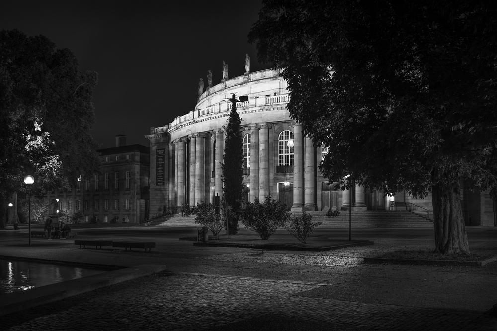 Opernhaus Stuttgart - Opera House Stuttgart
