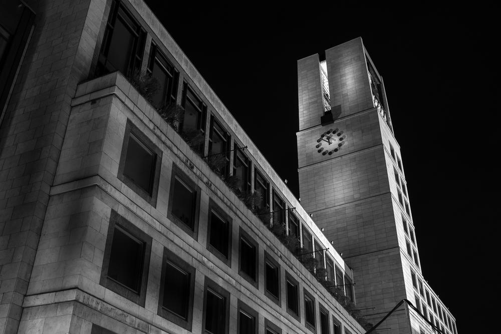 Rathaus Stuttgart - City Hall Stuttgart