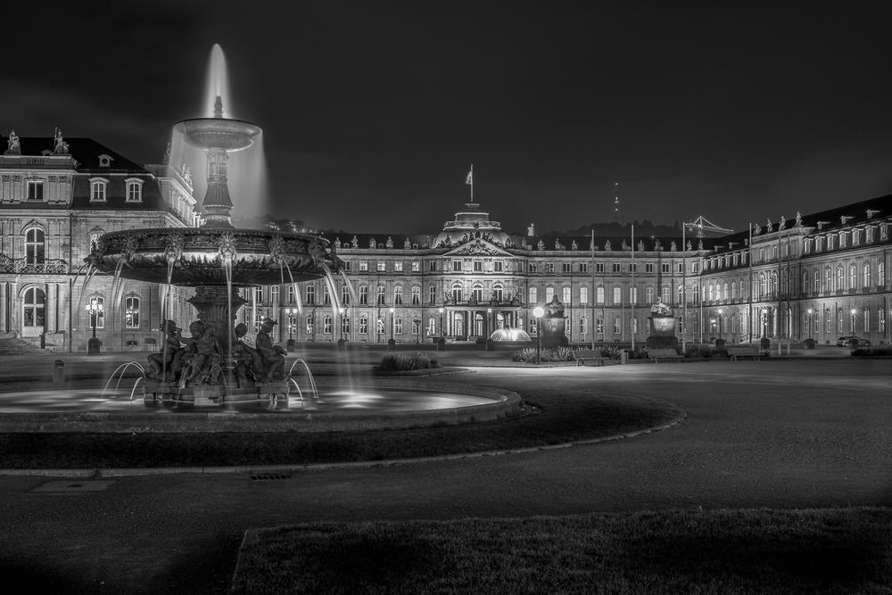 Neues Schloss Stuttgart - New Palace Stuttgart