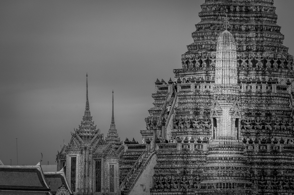 Wat Arun - The Temple of Dawn - Bangkok Thailand
