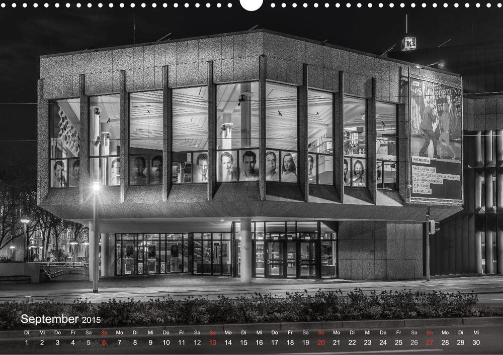 """Theater aus """"Heilbronn bei Nacht"""""""