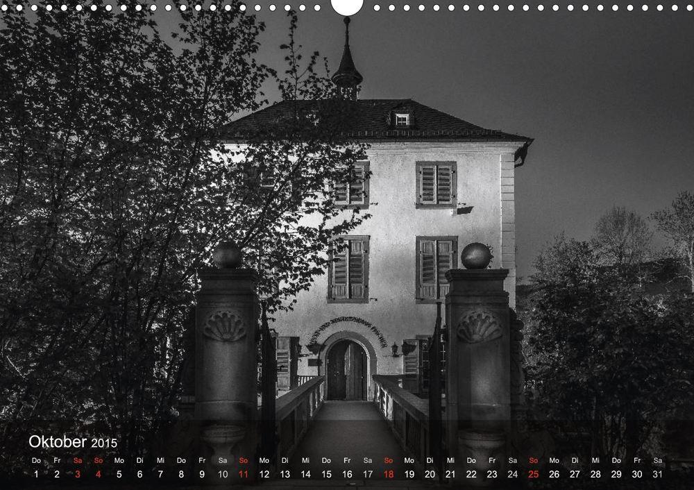 """Kalender """"Heilbronn bei Nacht"""" - Trappenseeschlösschen Heilbronn"""