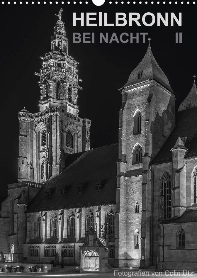 Kalender 2017 - Heilbronn bei Nacht 2