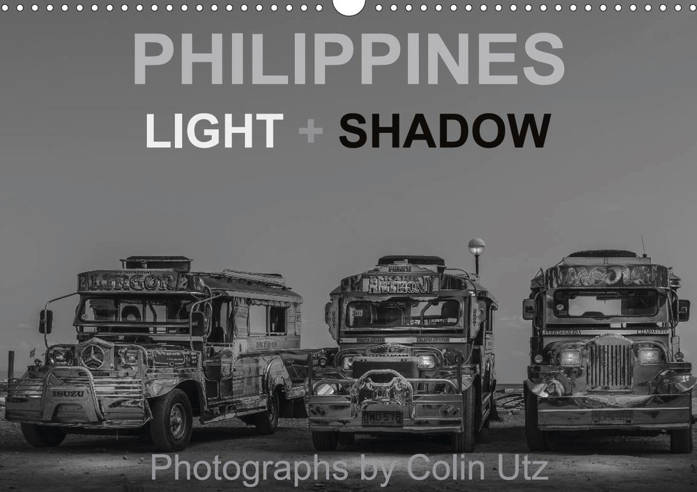 Calendar 2017 - Philippines Light + Shadow