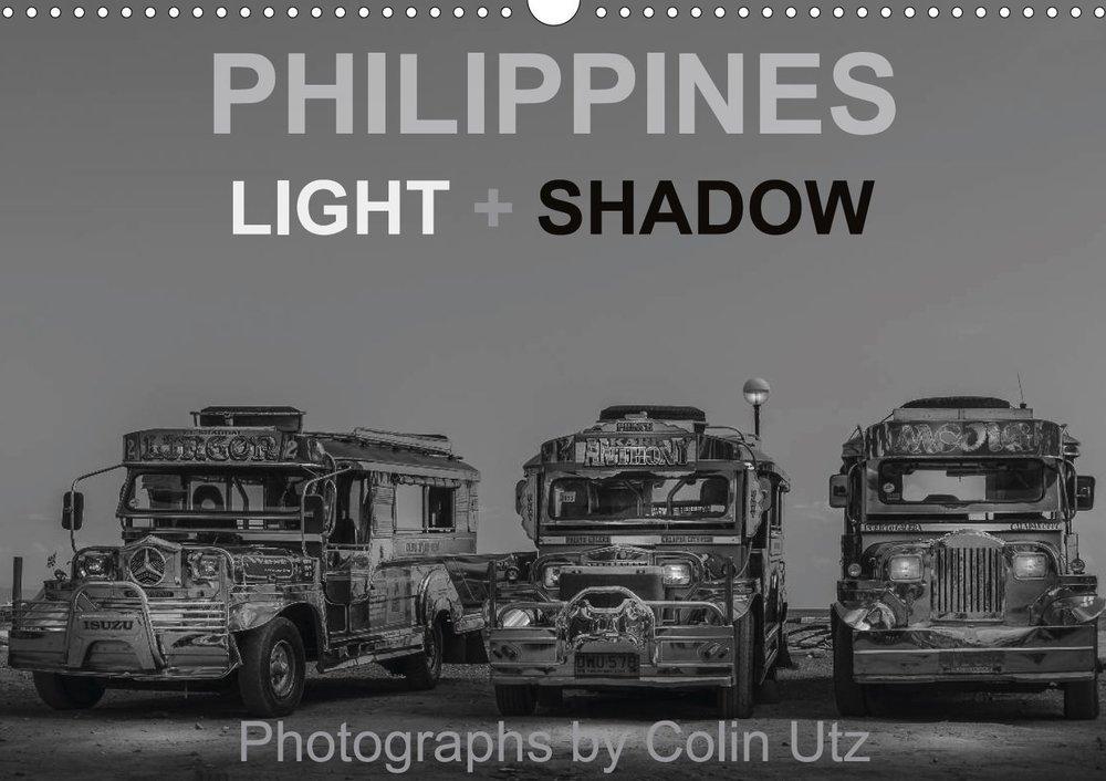Calendar 2017 - Philippines Light + Shadow