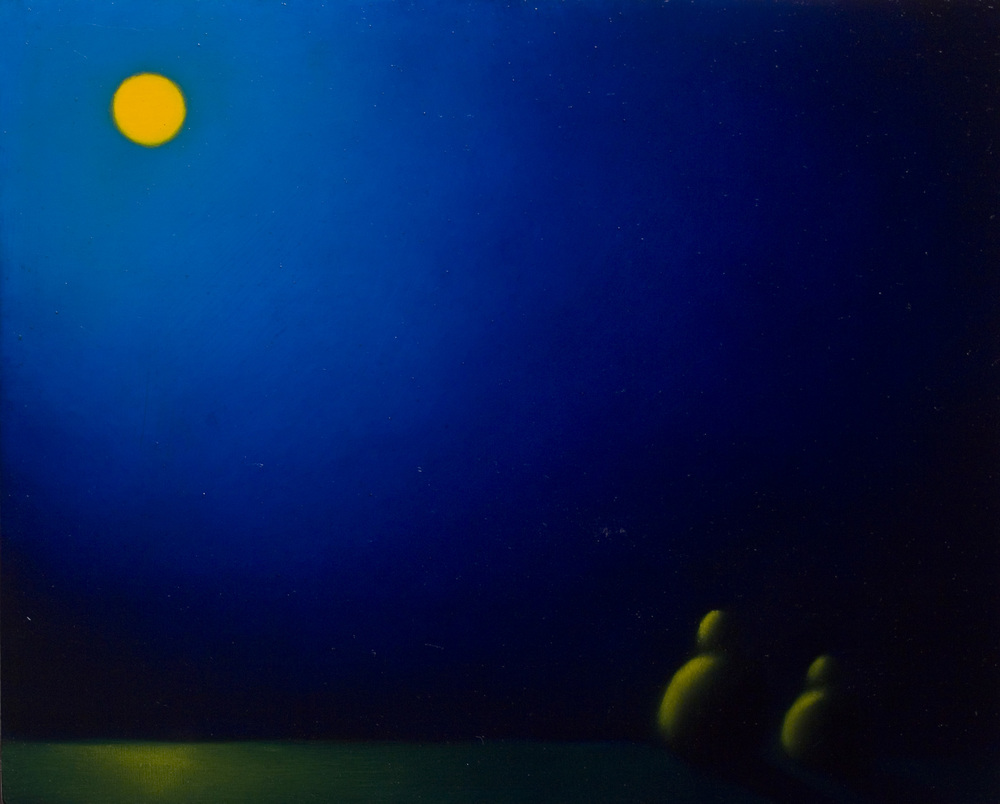 Moonlight • 8 x 10 • Panel • 400