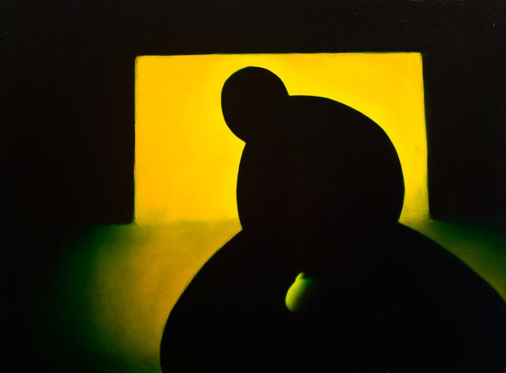 Shadow • 24 x 32 • Panel • 1000