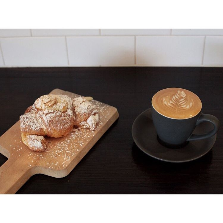 OPEN 6am - 5pm • Fresh almond croissants, Cruffins, injectables, slice, and Donettos are available today. Lomandra Drive, Currimundi (at Sunshine Sunshine Espresso)