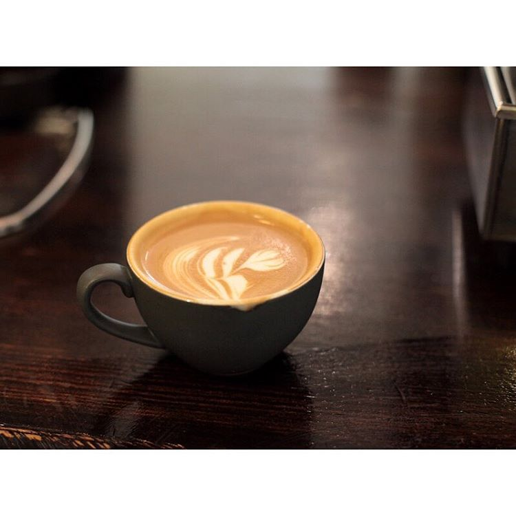 OPEN. Drop by for a super smooth Sunny Boy Original. Your Monday morning caffeine fix. (at Sunshine Sunshine Espresso)
