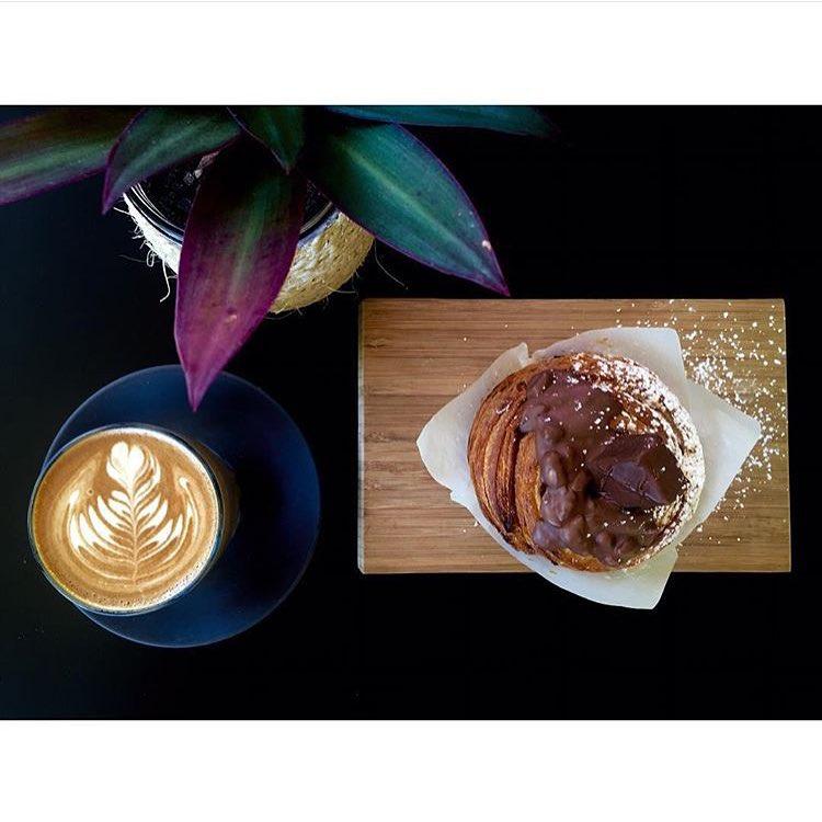 Snickers Cruffins are in store!   Open until 12 noon. Lomandra Drive, Currimundi  (at Sunshine Sunshine Espresso)