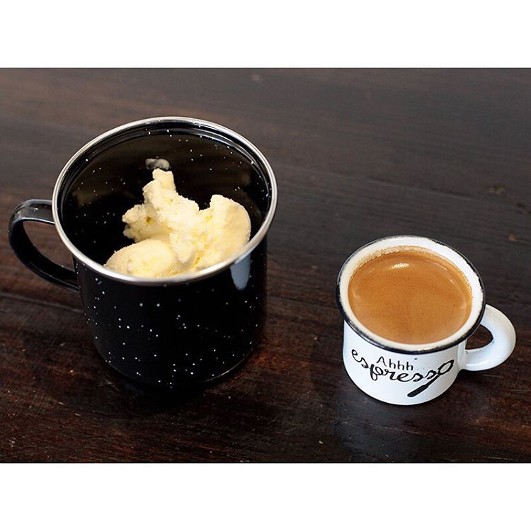 Chill out this afternoon with one of our tasty Affogato's! A double scoop of creamy vanilla icecream and a double shot of our smooth Sunny Boy Original. Spiders available for the kids too. Open until 5pm. Lomandra Drive, Currimundi. (at Sunshine Sunshine Espresso)