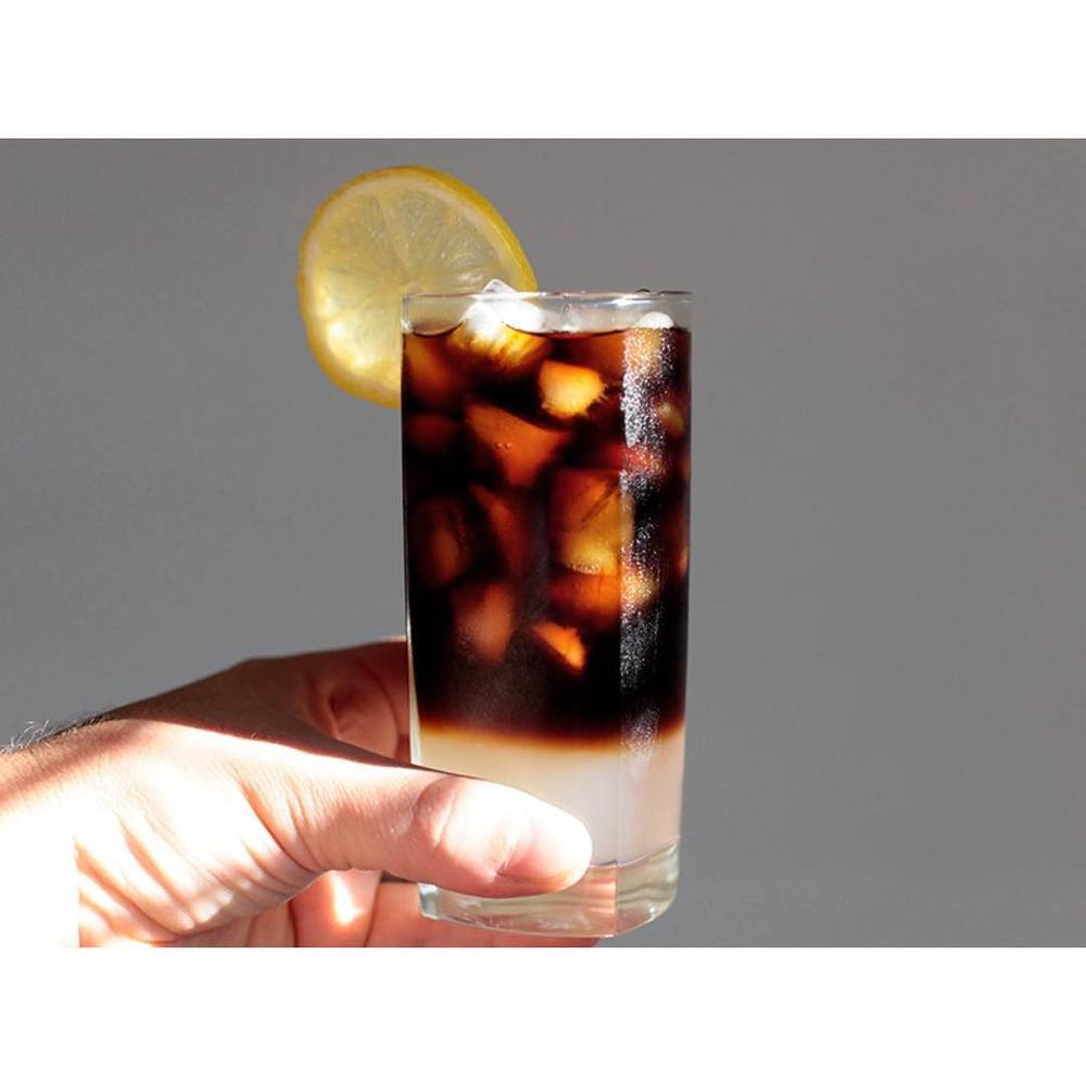 Now serving Black Lemon made from our smooth Sunny Boy Original cold dripped over 5 hours. Refreshing.