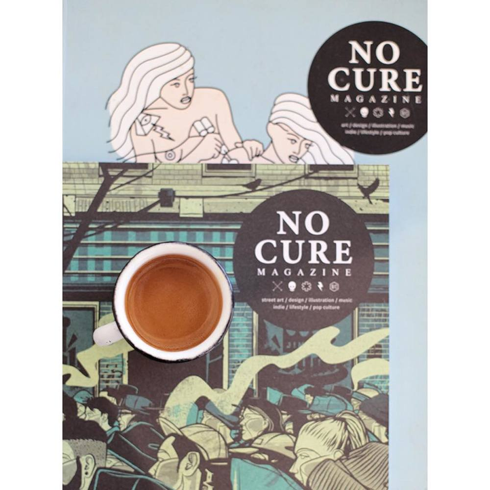 We are pouring our smooth Sunny Boy Original until 2pm. Drop by and enjoy the latest editions of No Cure Magazine over a cup. Lomandra Drive, Currimundi.