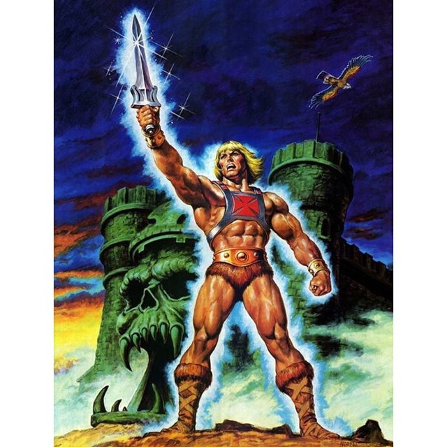 RIP American fine artist Earl Norem who sadly passed away a few days ago. If you've ever stepped foot into our shop you'd know we are huge Masters of the Universe fans. If you grew up in the 80s you'd surely recognise his paintings of some of pop cultures greatest franchises, Masters of the Universe, Transformers, Conan, G.I Joe and Marvel to name a few.
