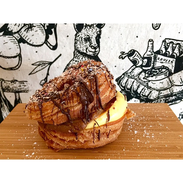 Tomorrow is CRONUT SATURDAY! We are now taking preorders for tomorrow's Caramel Custard batch of cronuts. If you'd like any put aside for you simply inbox us with your name and quantity.