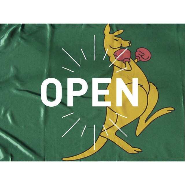 Happy Australia Day! We are open today from 6-10am.     Get in early for your Sunny Boy before you heading to the beach.