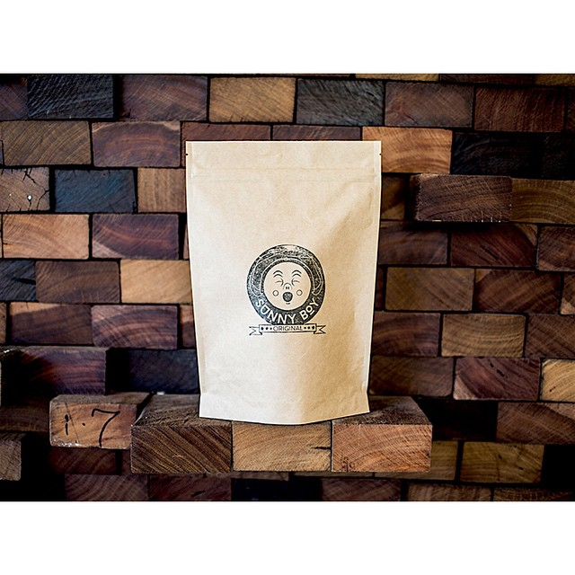We're open until 2pm today. Drop by for your afternoon coffee and treat fix.     We also have bags of our super smooth Sunny Boy Original to take home. Available in 250g, 500g and 1kg weights.