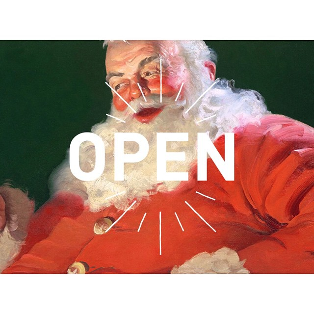 We are open Christmas Day and Boxing Day 6-10am. Drop in for your Christmas coffee, and if you're light on gifts we will have a few coffee related stocking stuffers available. Merry Christmas from the Sunshine Sunshine team!!!