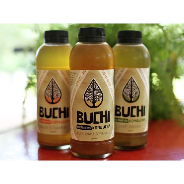 Buchi is back in store! Choose from Original, Ginger & Tumeric, and Deep Greens. Refreshing and great for your insides.
