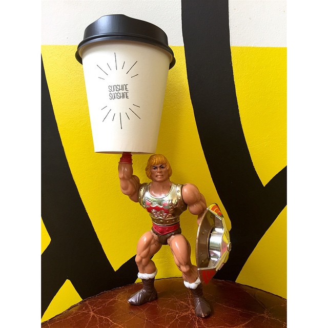 By the power of Grayskull!   We are open til 4pm today!