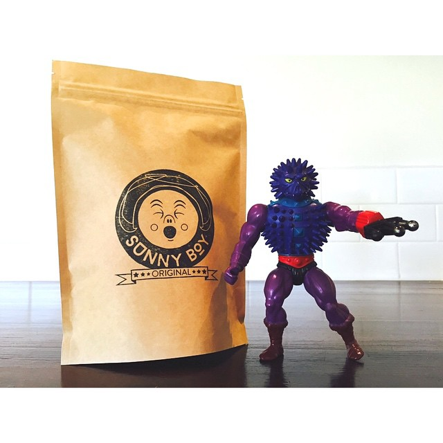 Spikor wants you… to remember that our Sunny Boy Original blend is available to take home in 250g, 500g and 1kg bags.