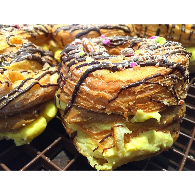 It's a Cronut kind of day! If you forgot to preorder yourself one, we got a few extras. Get in quick!