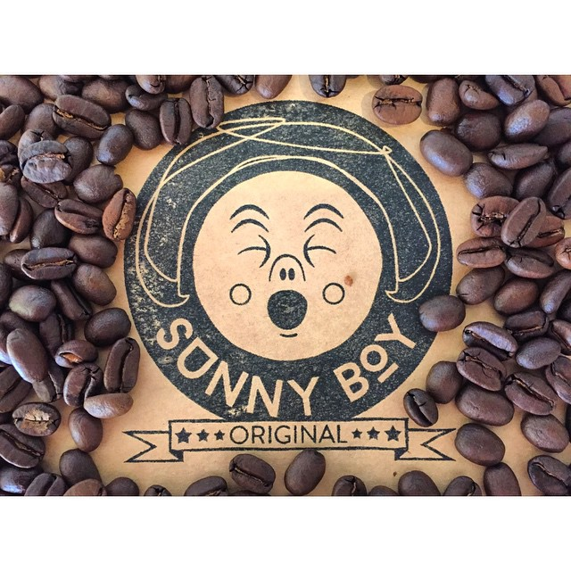 Sunny Boy Original is roasting and grinding all weekend long! We also sell fresh roasted beans for you to take home. Open 7-2!