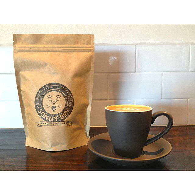 This morning we are roasting an organic Peruvian single origin bean, and grinding our smooth Sunny Boy Original. Open 6-2.