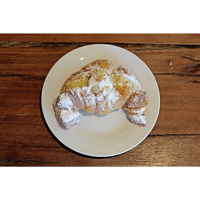 Have you tried our almond croissants? They're so delicious people travel from all over the coast to get them.     We have a couple left today and will have another fresh batch first thing tomorrow morning! Open til 2!