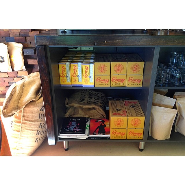Bonsoy for days!!! All you soy drinkers, we have you covered with nothing short of the best!