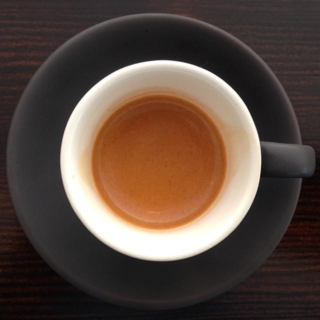 Ahhhhfternoon espresso.