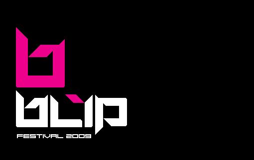 Blip Festival 2009 logo