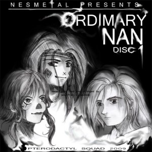 Ordimary Nan artwork