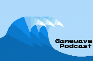 Gamewave Podcast logo