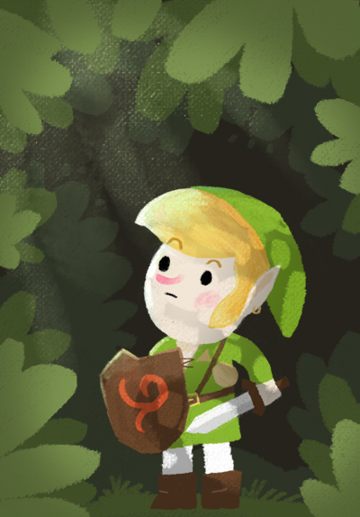 A link to the past by s4yo