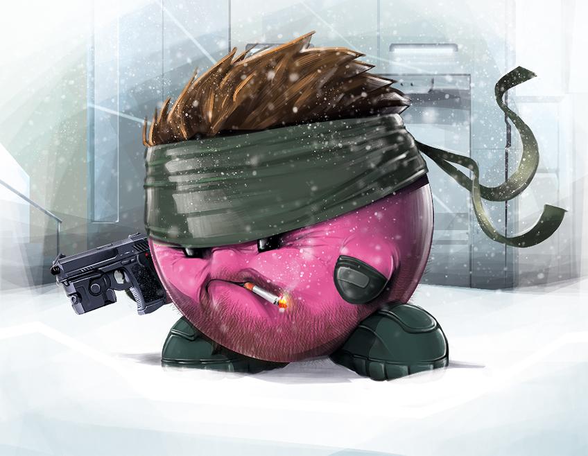 Solid KirbybyKubaboom