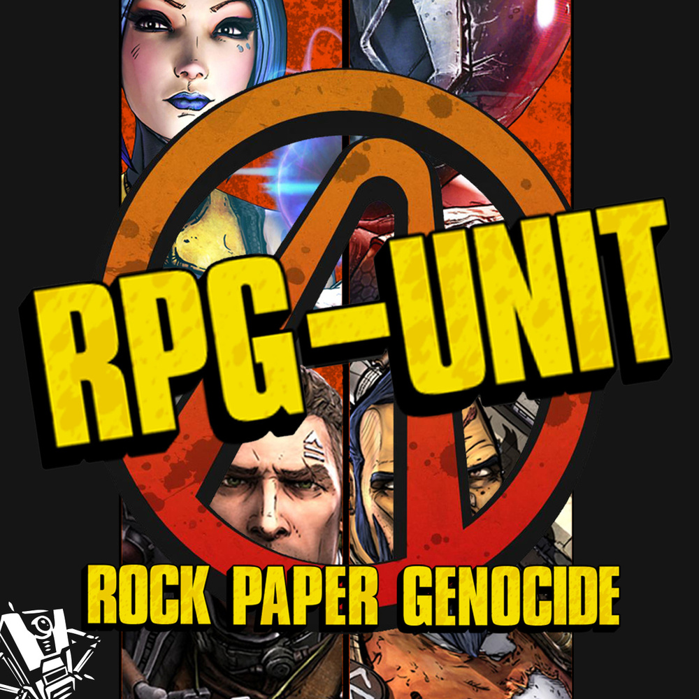 RPG-Unit - Rock Paper Genocide