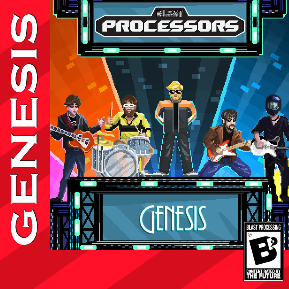 The Blast Processors - Genesis
