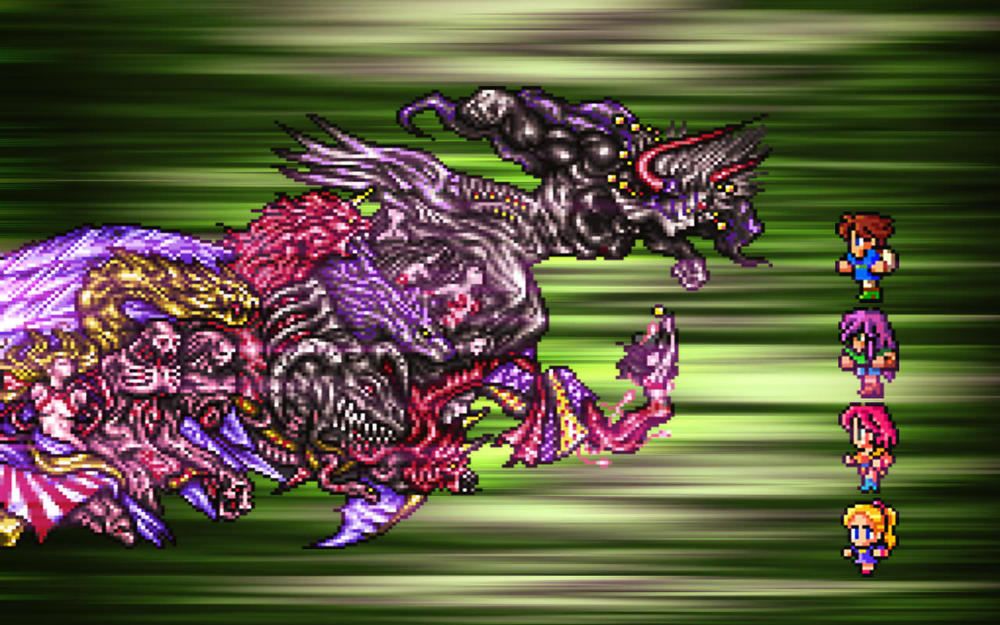 ( Final Fantasy V Neo ExDeath   by    Zonnex )