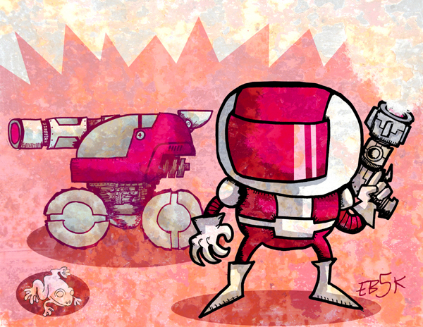 Blaster Masterbyedbot5000
