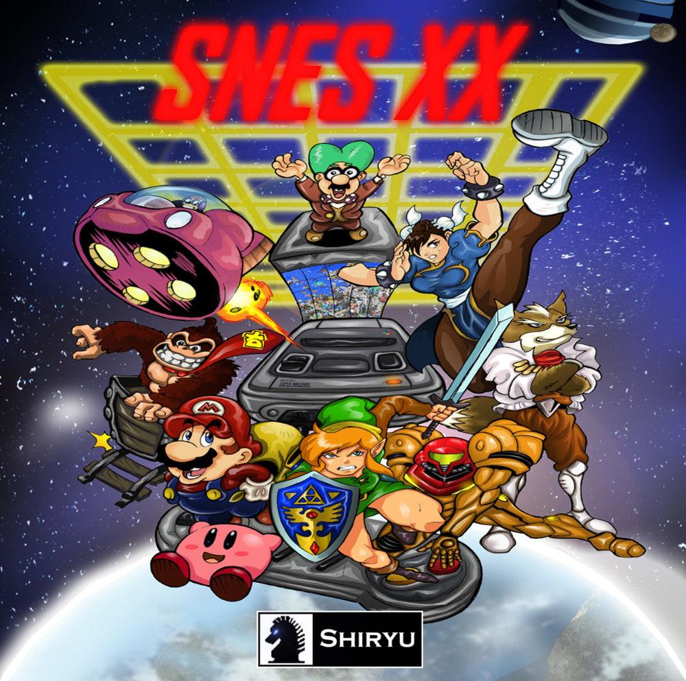 Shiryu - SNES XX