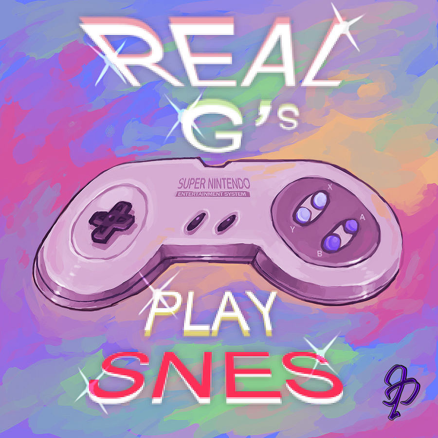 That Andy Guy - Real G's Play SNES