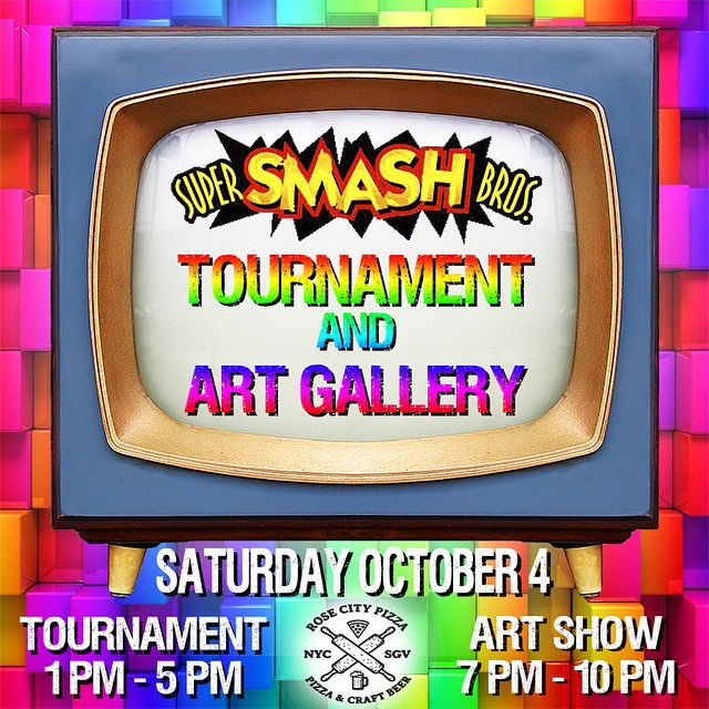 super-smash-bros-los-angeles-art-show-3ds-wii-u-n64