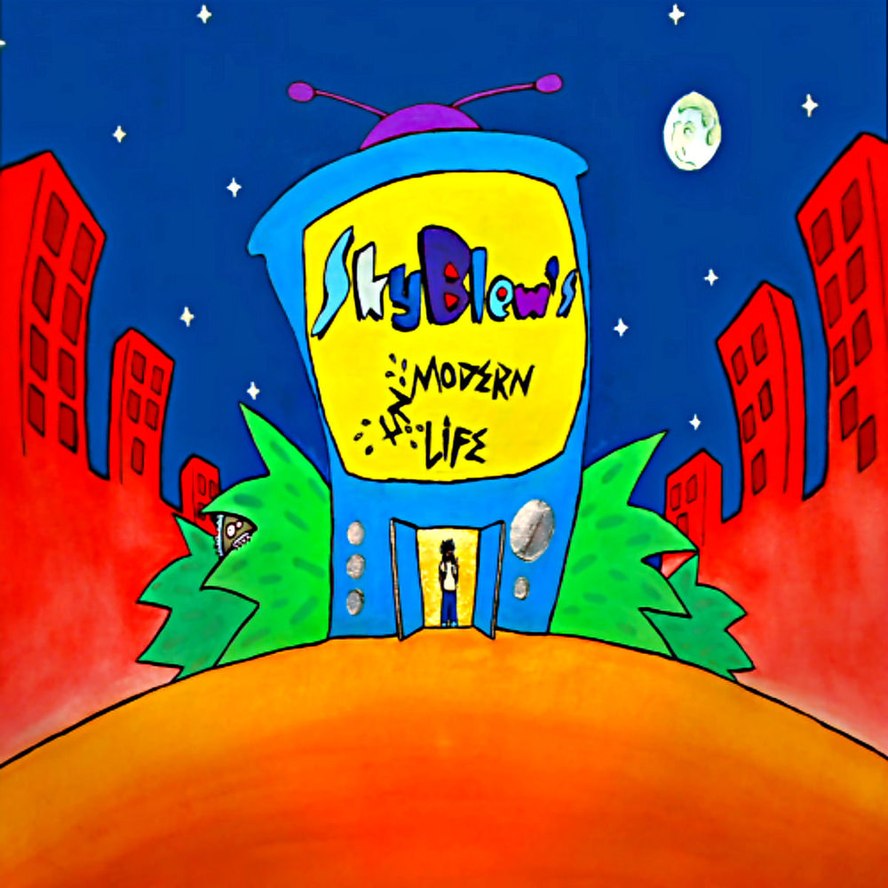 Skyblew - Skyblew's UNModern Life