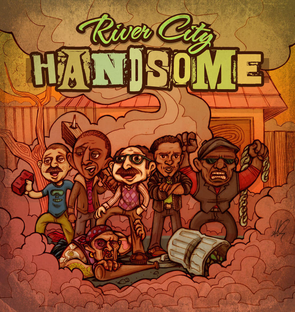 river-city-handsome-mega-ran-lazerbeak-chiptune-rap