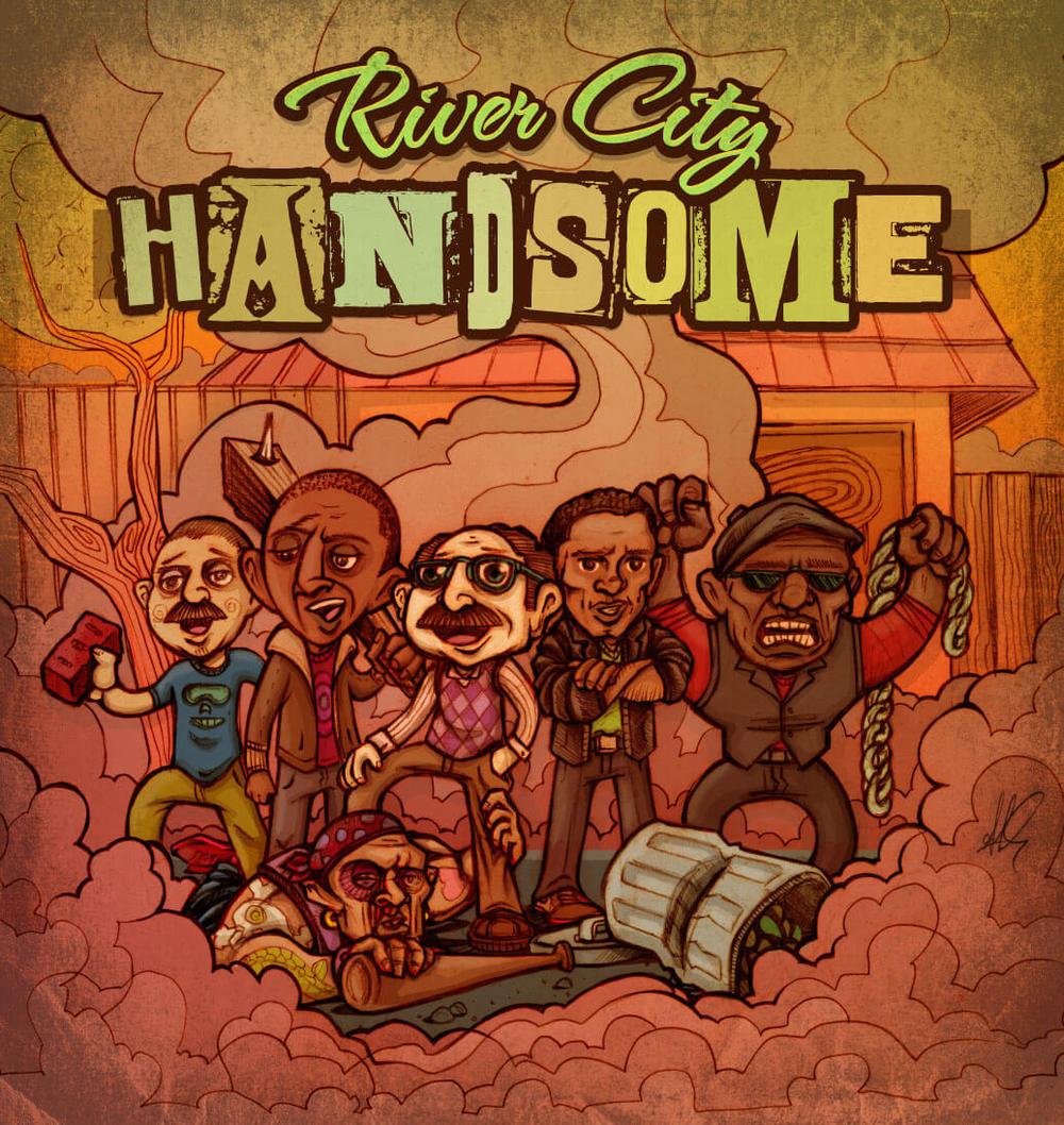river-city-handsome-mega-ran-lazerbeak-chiptune-rap