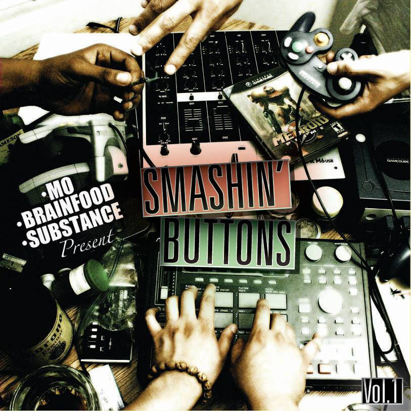 MC Substance - Smashin' Buttons