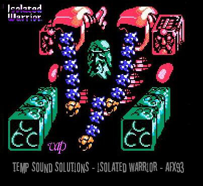 Temp Sound Solutions - Isolated Warrior