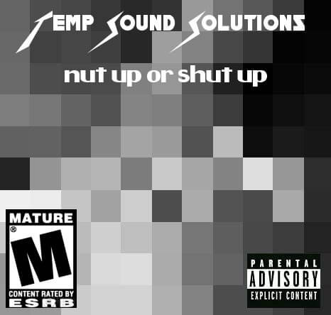 Temp Sound Solutions - nut up or shut up