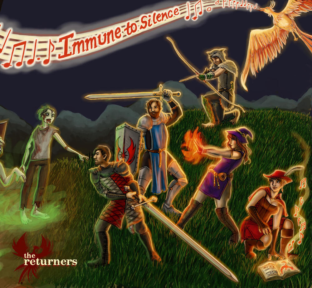 The Returners - Immune to Silence